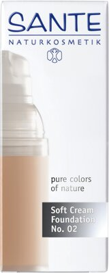 Make Up Sunny Beige Bio 02 Sante 30 ml