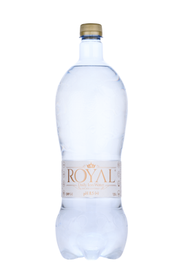 Daily Ion Water pH 8,5 Royal 1500 ml