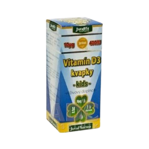 Vitamín D 3 Kids JutaVit Pharm 30 ml
